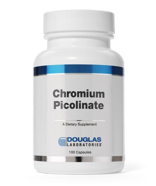 Douglas Labs Chromium Picolinate 250 mcg 100 capsules
