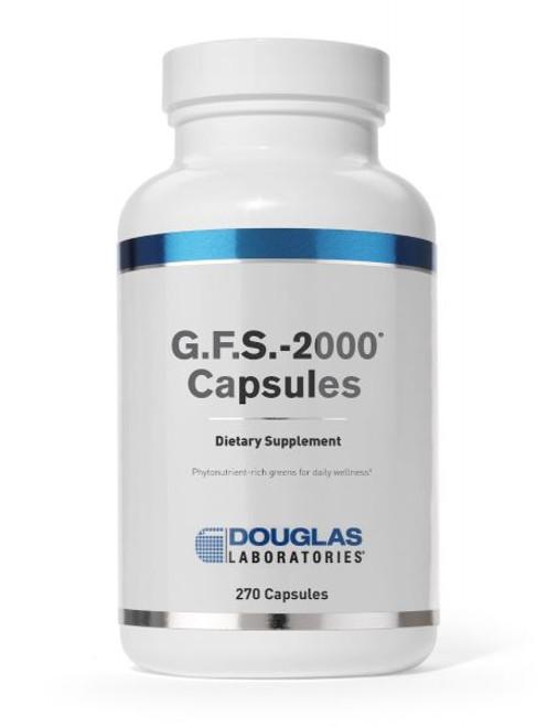 Douglas Labs G.F.S.-2000 Capsules 270 capsules