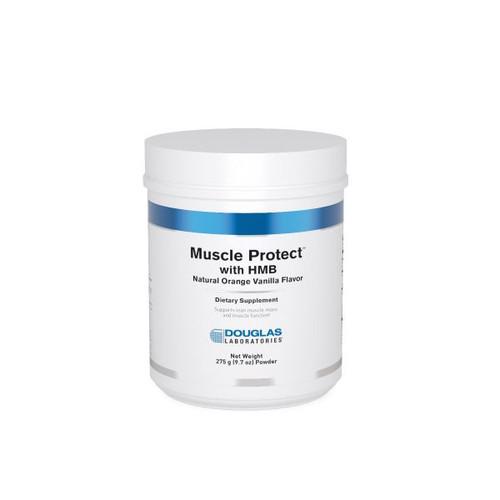 Douglas Labs Muscle Protect +HMB 9.7 oz (275 gm) Orange flavor