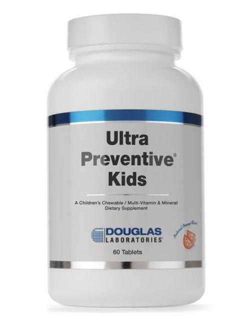 Douglas Labs Ultra Preventative Kids Orange 60 chewable tablets