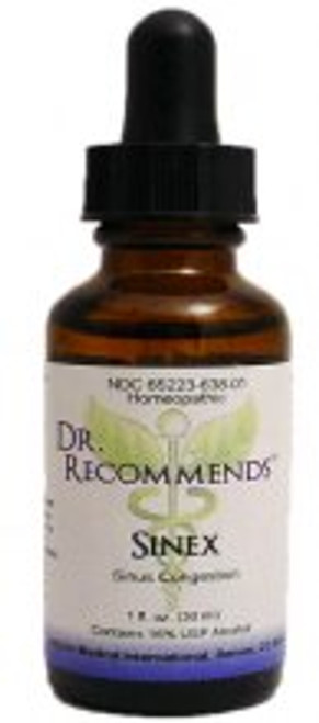 Dr. Recommends Nasal 1 oz