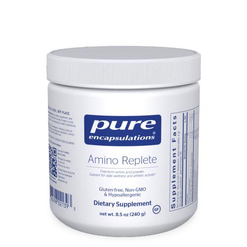 Pure Encapsulations Amino Replete 240 grams 8.5 oz