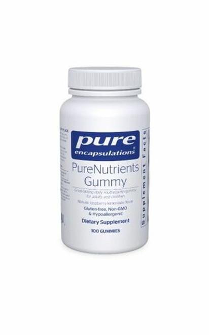 Pure Encapsulations PureNutrients 100 Gummies
