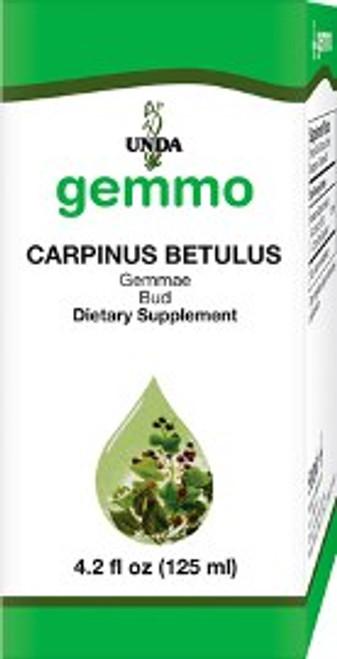 UNDA Gemmotherapy Carpinus Betulus (Hornbeam bud) 4.2 fl oz (125 ml)