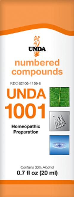 UNDA #1001 0.7 fl oz (20 ml)