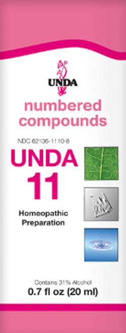 UNDA #11 0.7 fl oz (20 ml)