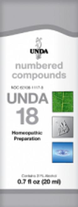 UNDA #18 0.7 fl oz (20 ml)