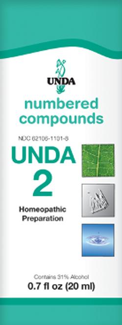 UNDA #2 0.7 fl oz (20 ml)