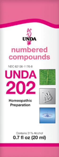 UNDA #202 0.7 fl oz (20 ml)