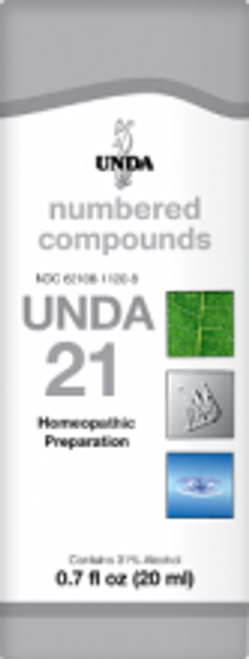 UNDA #21 0.7 fl oz  (20 ml)
