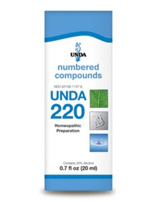 UNDA #220 0.7 fl oz (20 ml)