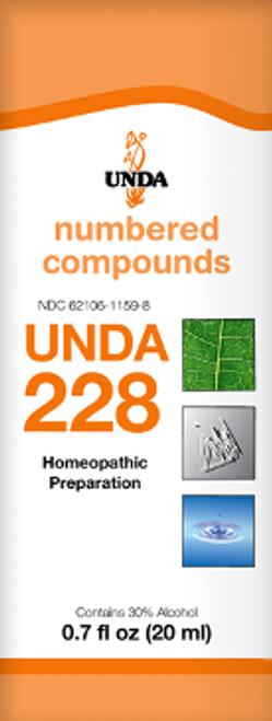 UNDA #228 0.7 fl oz (20 ml)
