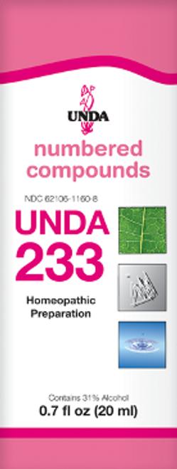 UNDA #233 0.7 fl oz (20 ml)