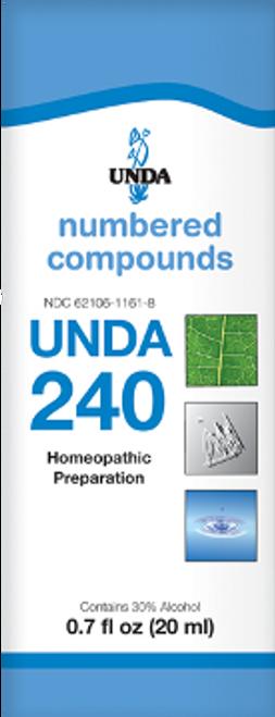 UNDA #240 0.7 fl oz (20 ml)