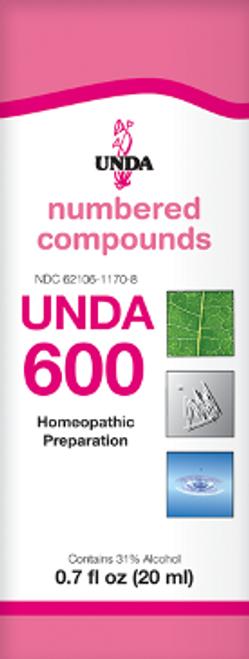 UNDA #600 0.7 fl oz (20 ml)