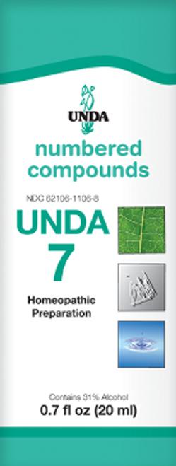 UNDA #7 0.7 fl oz (20 ml)