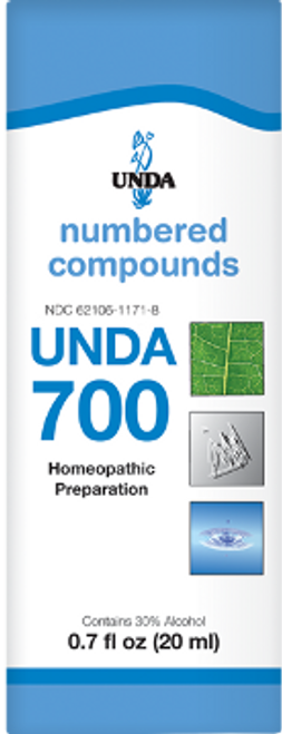 UNDA #700 0.7 fl oz (20 ml)