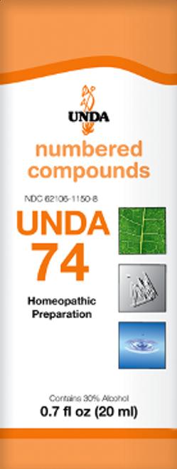 UNDA #74 0.7 fl oz (20 ml)