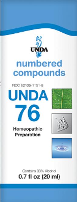UNDA #76 0.7 fl oz (20 ml)