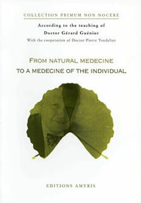To a Medicine of the Individual Book