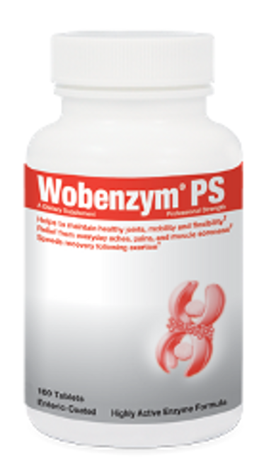 Wobenzym PS 100 enteric-coated tablets