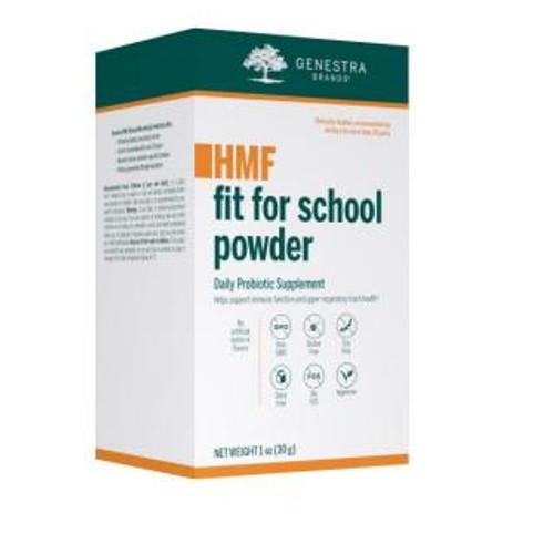 Genestra HMF Fit For School powder 1 oz