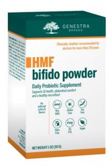Genestra HMF Bifido powder 1 oz