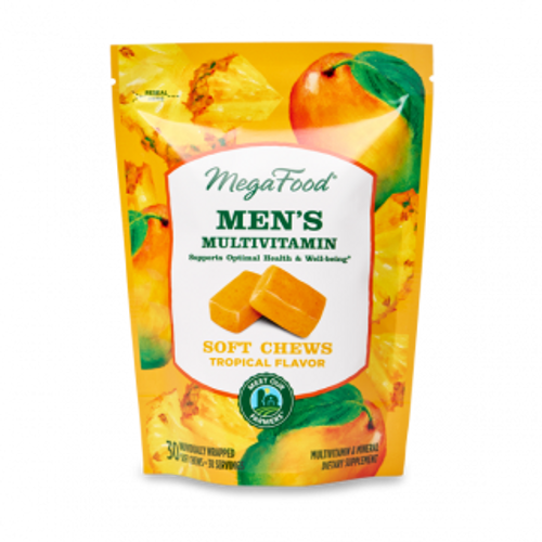 MegaFood Men's Multivitamin Soft Chew 30 count