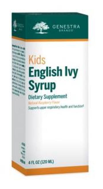 Genestra English Ivy Syrup (Kids) 4 fl oz