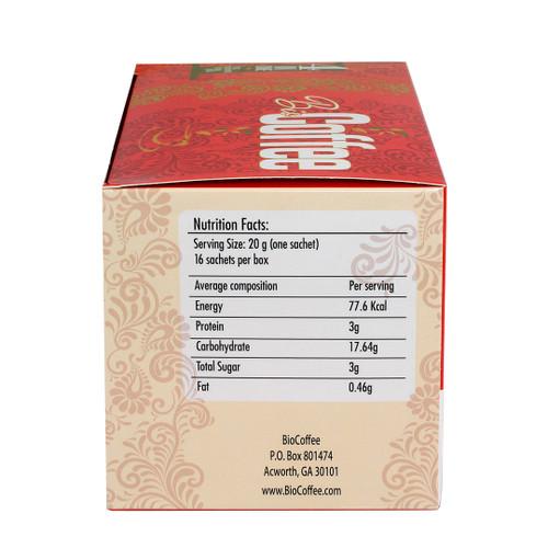 Bio Coffee box of 16 packets