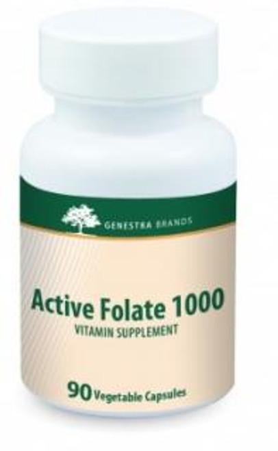 Genestra Active Folate 1000 90 Capsules