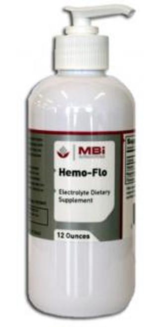 MBi Nutraceuticals Hemo-Flo Liquid 12 oz.