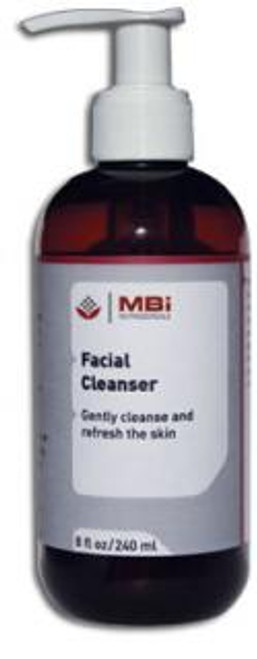 MBi Nutraceuticals Facial Cleanser 8 oz.