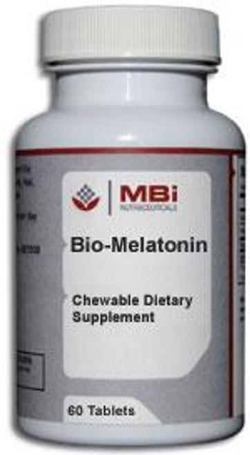 MBi Nutraceuticals Bio-Melatonin 5 mg 60 Tablets