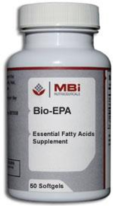 MBi Nutraceuticals Bio-EPA 50 Softgels
