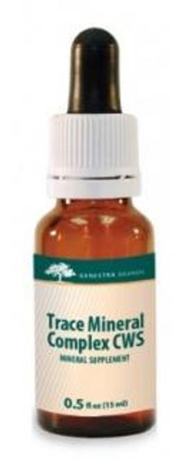 Genestra Trace Mineral Complex CWS 0.5 fl oz (15 ml)