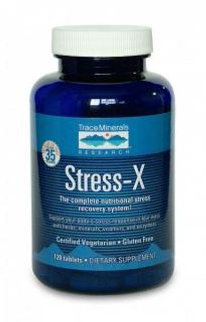 Trace Minerals Stress-X 60 Tablets