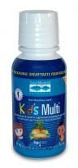 Trace Minerals Liquid Kid's Multi 8 oz.