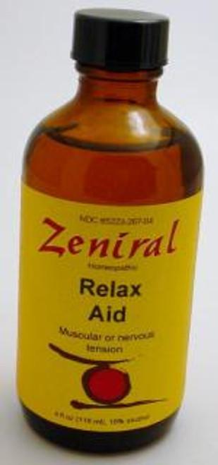 Zeniral Relax Aid 4 oz