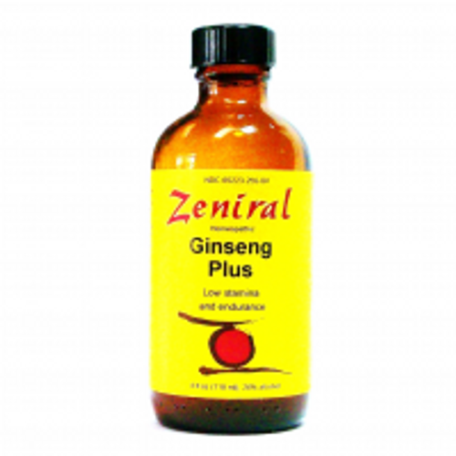 Zeniral Ginseng Plus 4 oz