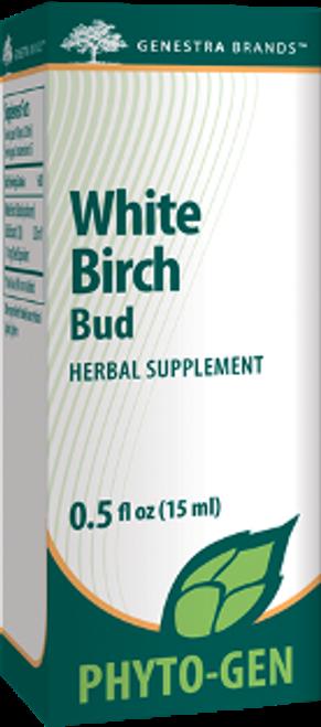 Genestra White Birch bud 0.5 fl oz (15 ml)