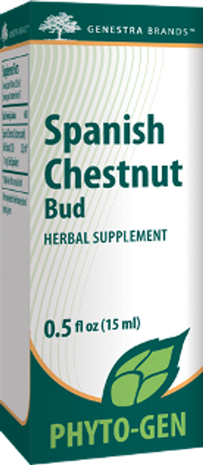 Genestra Spanish Chestnut Bud 0.5 fl oz (15 ml)