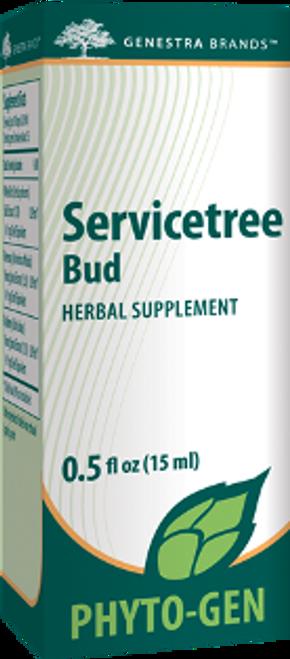 Genestra Servicetree bud 0.5 fl oz (15 ml)