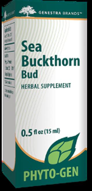 Genestra Sea Buckthorn Bud 0.5 fl oz (15 ml)