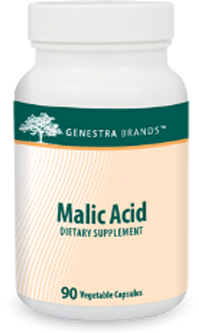Genestra Malic Acid 90 Capsules