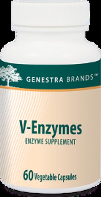 Genestra V-Enzymes 60 Capsules