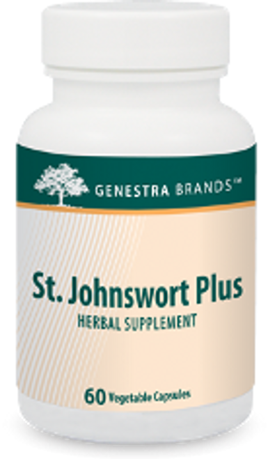 Genestra St. Johnswort Plus 60 Vegetable Capsules