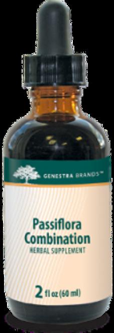 Genestra Passiflora Combination 2 fl oz (60 ml)