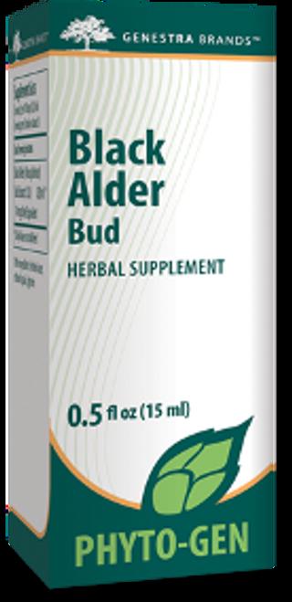 Genestra Black Alder bud 0.5 fl oz (15 ml)