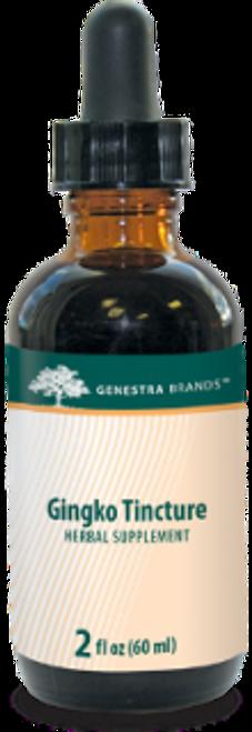 Genestra Ginkgo Tincture 2 fl oz (60 ml)